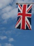 Flag of the United Kingdom (UK) aka Union Jack. National flag of the United Kingdom (UK) aka Union Jack Stock Photo