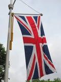 Flag of the United Kingdom (UK) aka Union Jack. National flag of the United Kingdom (UK) aka Union Jack Stock Photos