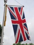 Flag of the United Kingdom (UK) aka Union Jack. National flag of the United Kingdom (UK) aka Union Jack Stock Photography