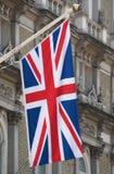 flag of the United Kingdom (UK) aka Union Jack stock photos