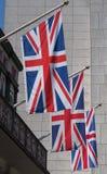 flag of the United Kingdom (UK) aka Union Jack royalty free stock image