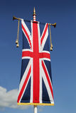 Flag of the United Kingdom Stock Images
