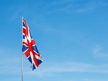 Flag of United Kingdom Royalty Free Stock Photos
