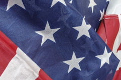 Flag of United State of America Stock Photography
