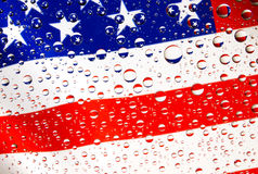 Flag of the United States Royalty Free Stock Photography