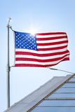 Flag of the United States of America Stock Images