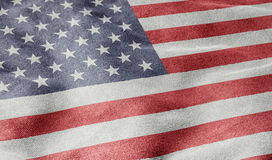 Flag of the United States of America Royalty Free Stock Images
