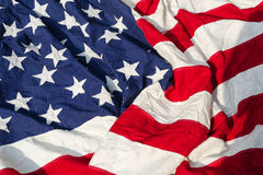 Flag of the United States Stock Photography