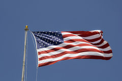 Flag of the Unites States Stock Images