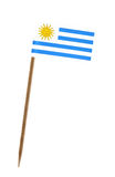 Flag of Uruguay Royalty Free Stock Photography