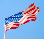 Flag of USA Stock Photography