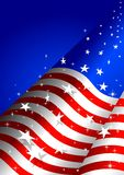 Flag of USA Stock Photos