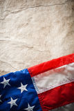 Flag USA royalty free stock photo