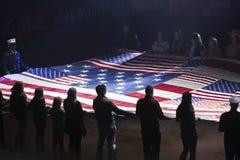 Flag USA Stock Photo
