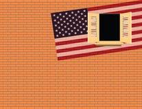 Flag USA Royalty Free Stock Image
