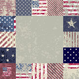 Flag usa Royalty Free Stock Photography