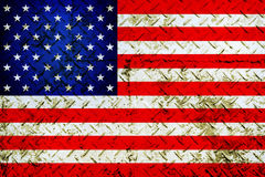 flag of USA Royalty Free Stock Photo