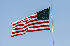 Flag of the USA Stock Photos
