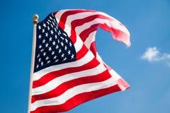 Flag of the USA Stock Image