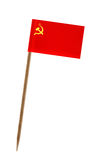 Flag of USSR Royalty Free Stock Photography