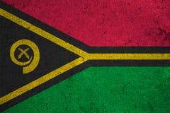 Flag Vanuatu Royalty Free Stock Images