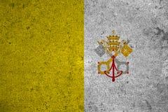 Flag Vatican Stock Photography