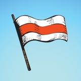 Flag. Vector drawing Stock Photo