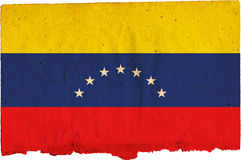 Flag of venezuela Stock Photos