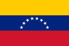 Flag of Venezuela Stock Images