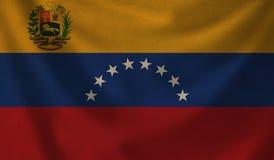 Flag of Venezuela. Stock Images