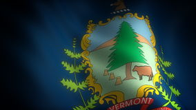Flag of Vermont Royalty Free Stock Images