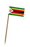Flag of Zimbabwe Royalty Free Stock Photo