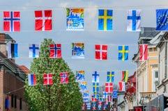 flaga Fotografia Stock