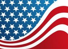 flaga amerykańska ilustracji