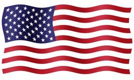 flaga amerykańska zdjęcie royalty free