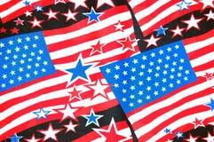flaga amerykańska Zdjęcie Stock