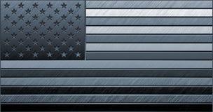 flaga amerykańska Fotografia Royalty Free