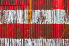 Flaga Amerykańska lampasy Zdjęcie Stock