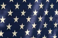 flaga amerykańskich gwiazd Fotografia Royalty Free