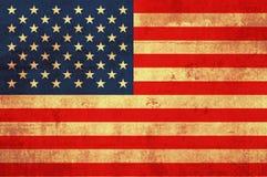 flaga ameryki royalty ilustracja