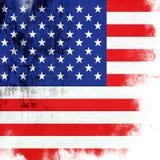 flaga ameryki Obraz Stock