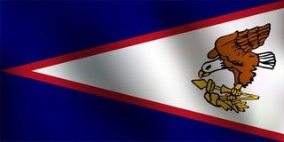 Flaga Andorra - Wektorowa ilustracja Royalty Ilustracja