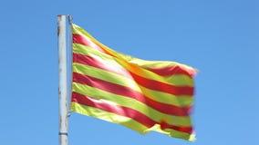 Flaga Catalonia zbiory