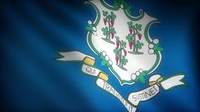 Flaga Connecticut