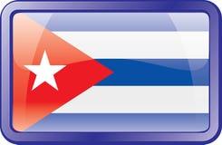 flaga cuba ikony ilustracja wektor