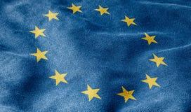 Flaga Europe Obrazy Royalty Free