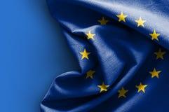 Flaga Europe Obraz Royalty Free