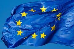 Flaga Europe Zdjęcie Royalty Free