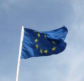 Flaga Europe Fotografia Royalty Free