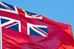 Flaga Falkland Wyspy Zdjęcia Stock